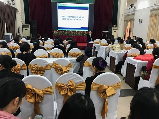 Vĩnh Phúc: Hội nghị chuyên đề truyền thông nâng cao nhận thức an toàn thực phẩm ảnh 1