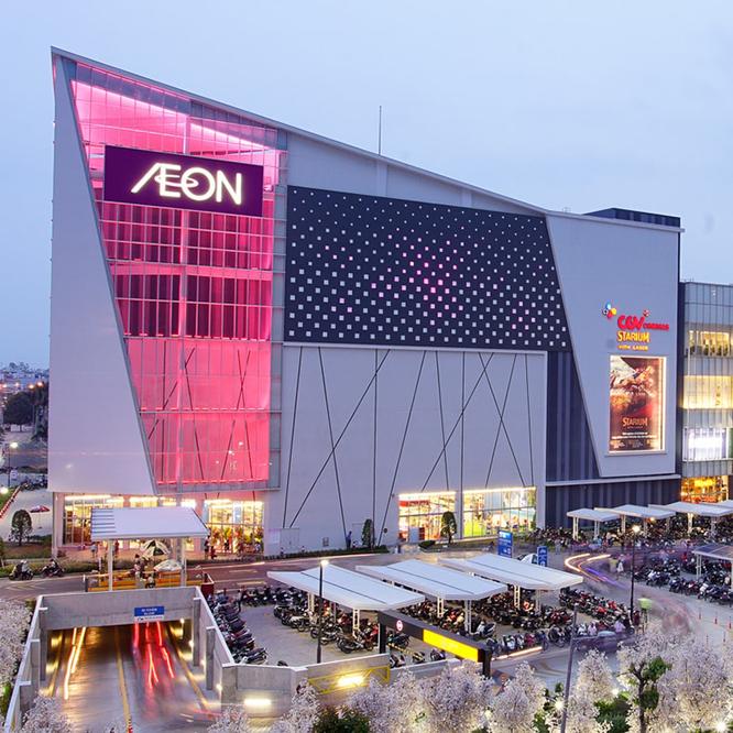 Biệt thự An Vượng Villa cách AEON Mall Hà Đông 400m