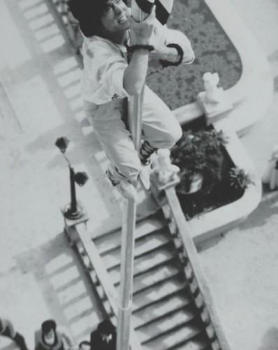 Những lần liều mạng của Thành Long trong phim hành động ảnh 1