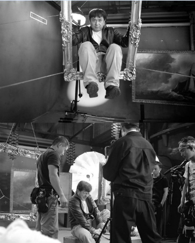 Những lần liều mạng của Thành Long trong phim hành động ảnh 6
