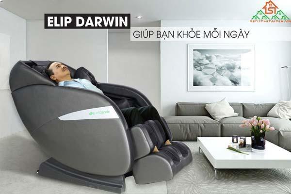Ghế massage toàn thân ELIP Darwin