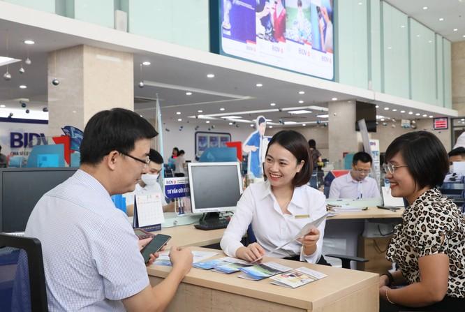 Tặng 100% phí chuyển tiền cho khách hàng đăng ký mới BIDV iBank ảnh 1
