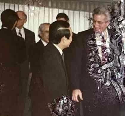 Cố Thứ trưởng Lê Mai - nhà ngoại giao thân thiện, cởi mở, đức độ, và tài hoa ảnh 1