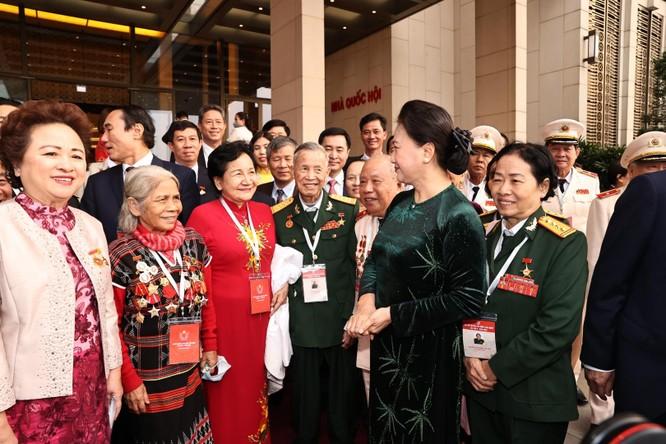 Madame Nguyễn Thị Nga tham dự Đại hội Thi đua yêu nước toàn quốc ảnh 2