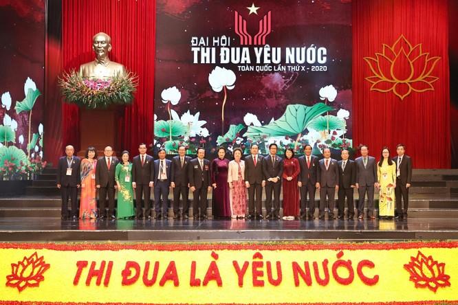 Madame Nguyễn Thị Nga tham dự Đại hội Thi đua yêu nước toàn quốc ảnh 3