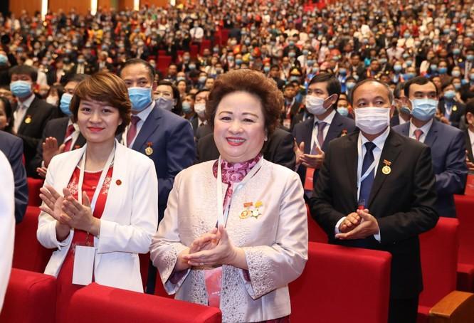 Madame Nguyễn Thị Nga tham dự Đại hội Thi đua yêu nước toàn quốc ảnh 4