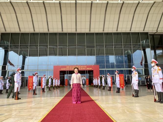 Madame Nguyễn Thị Nga tham dự Đại hội Thi đua yêu nước toàn quốc ảnh 5