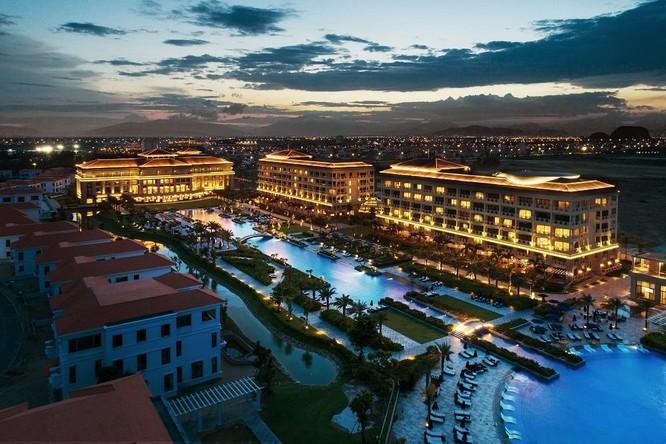Khu Nghỉ Dưỡng Sheraton Grand Resort Đà Nẵng nhận giải thưởng World Luxury Hotel Awards 2020 ảnh 1