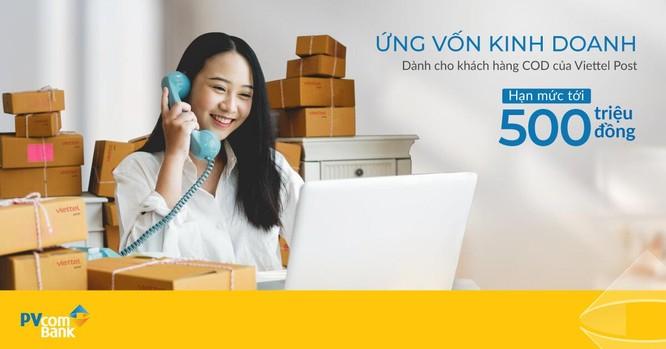 PVcomBank và Viettel Post hợp tác chiến lược với giải pháp ứng vốn kinh doanh trên nền tảng số ảnh 2