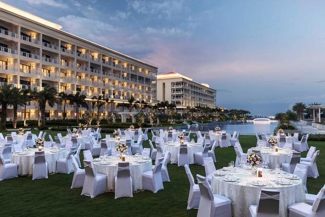 Khu Nghỉ Dưỡng Sheraton Grand Resort Đà Nẵng nhận giải thưởng World Luxury Hotel Awards 2020 ảnh 3