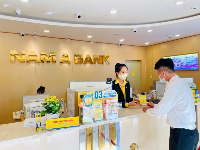 Sở hữu tài khoản số đẹp như ý với nhiều ưu đãi tại Nam A Bank ảnh 2