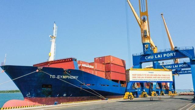 Thaco xuất khẩu hơn 200 ô tô và linh kiện trong ngày ra quân đầu năm Tân Sửu ảnh 2