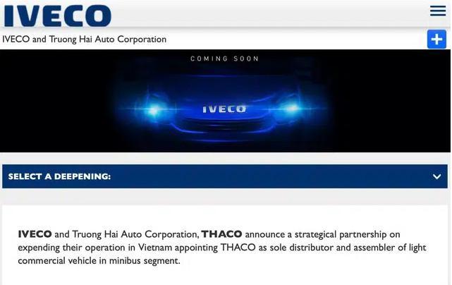 Lộ xe mới do THACO phân phối cạnh tranh Hyundai Solati và Ford Transit: Thương hiệu Châu Âu, thiết kế lạ, lắp ráp tại Việt Nam ảnh 2