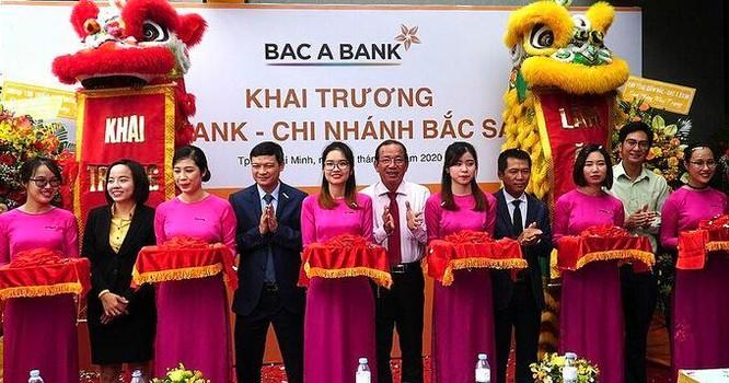 Ngân hàng Bắc Á mở rộng mạng lưới tại TP HCM ảnh 1