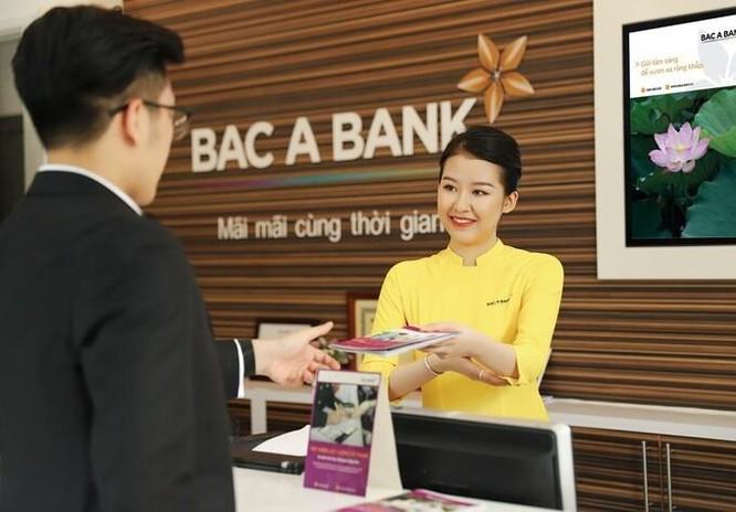 Ngân hàng Bắc Á niêm yết trên sàn HNX ảnh 1
