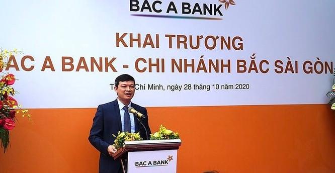 Ngân hàng Bắc Á mở rộng mạng lưới tại TP HCM ảnh 2