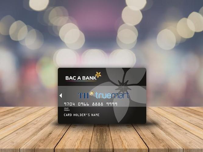 Ngân hàng Bắc Á ưu đãi thẻ đồng thương hiệu với TH truemart ảnh 1
