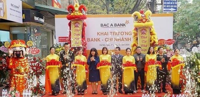 Ngân hàng Bắc Á khai trương chi nhánh Thanh Trì ảnh 1