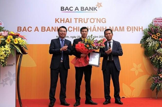 Ngân hàng Bắc Á khai trương chi nhánh Nam Định ảnh 2