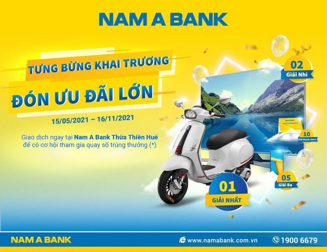 Nam A Bank ra mắt thẻ tín dụng phi vật lý, đáp ứng xu hướng mới của thời đại 4.0 ảnh 1
