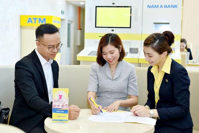 Nam A Bank - Quý I/2021 tăng trưởng nhiều chỉ tiêu quan trọng ảnh 2