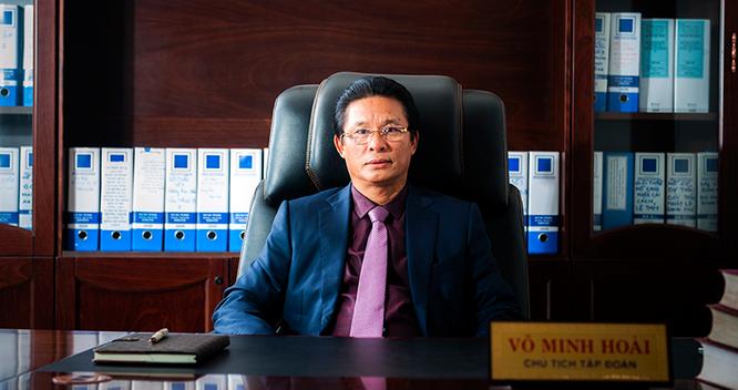 Ông Võ Minh Hoài - Chủ tịch HĐQT Tập đoàn Trường Thịnh (Nguồn: Trường Thịnh Group)