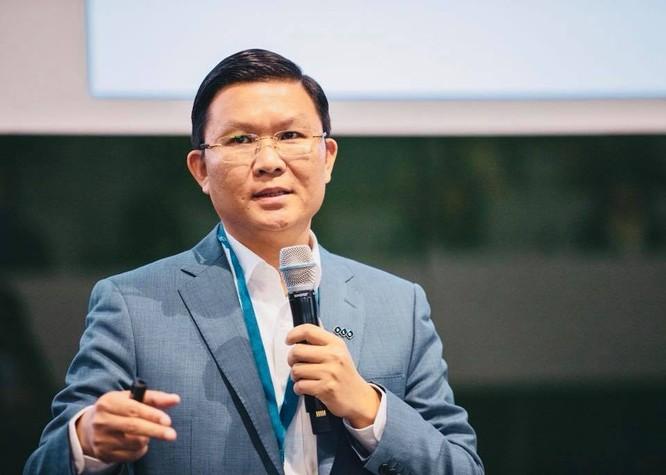 Ông Lê Thành Vinh (Nguồn: FLC)