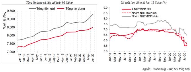 SSI: Giảm lãi suất dự trữ bắt buộc tác động không đáng kể tới lãi suất thị trường ảnh 1