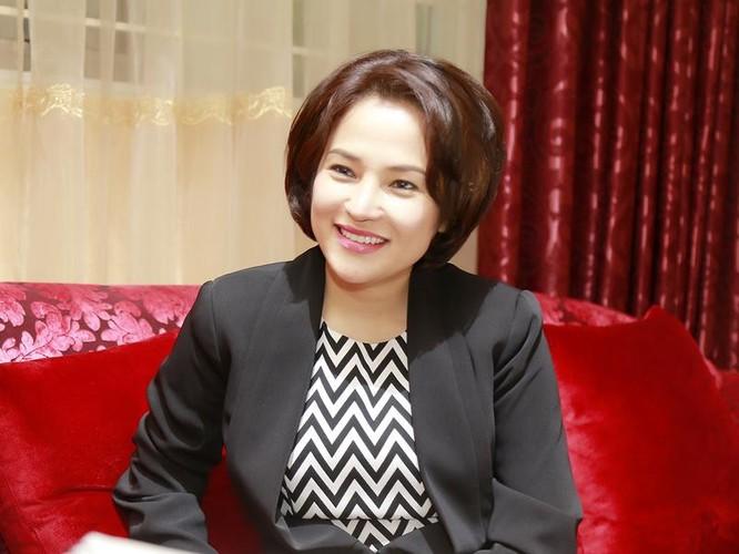 Doanh nhân Nguyễn Thu Cúc (Nguồn: Zinnia)