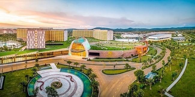 Casino Corona thuộc Công ty cổ phần Đầu tư và Phát triển du lịch Phú Quốc là dự án casino đầu tiên thí điểm cho người Việt tham gia. Ảnh: Casino Corona Phú Quốc.
