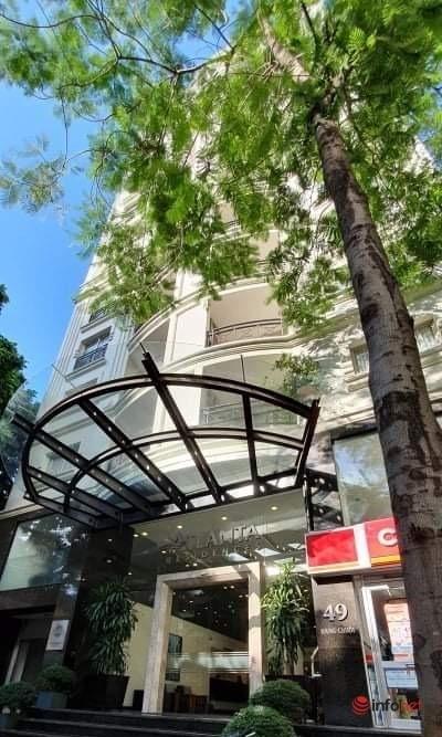 Khách sạn 5 sao Atlanta Hà Nội đang được rao bán.