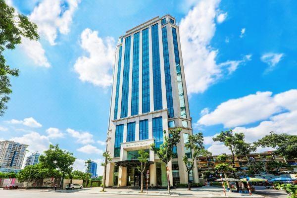 Khách sạn 5 sao Grand Vista Hà Nội rao bán 950 tỷ đồng.