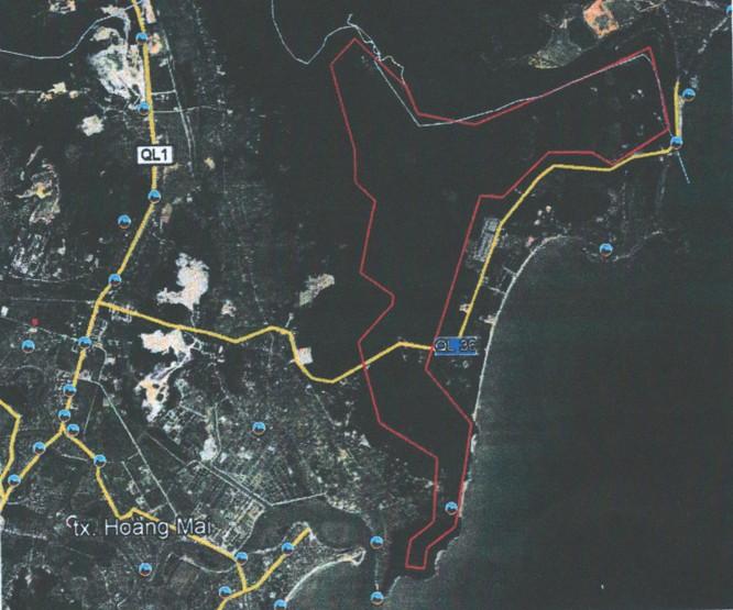 Đề xuất dự án điện gió 3.500 tỷ đồng ở Nghệ An: Đức Hải Logistics của ai? ảnh 1