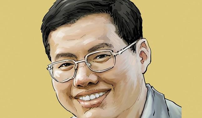 Tiến sĩ Hồ Quốc Tuấn, giảng viên đại học Briston, Anh. Ảnh: Forbes Việt Nam.