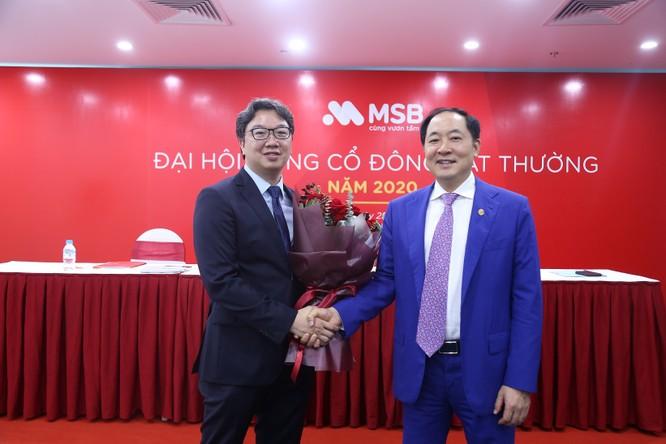 ĐHĐCĐ MSB: Miễn nhiệm ông Huỳnh Bửu Quang, bổ sung ông Nguyễn Hoàng Linh vào HĐQT ảnh 1