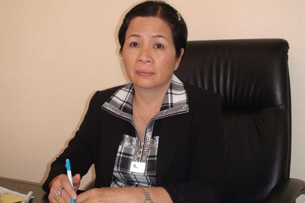 Chân dung nữ doanh nhân Nguyễn Thị Sen (Nguồn: Internet)