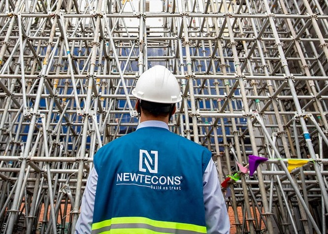 Newtecons là bến đỗ tiếp theo của ông Nguyễn Bá Dương
