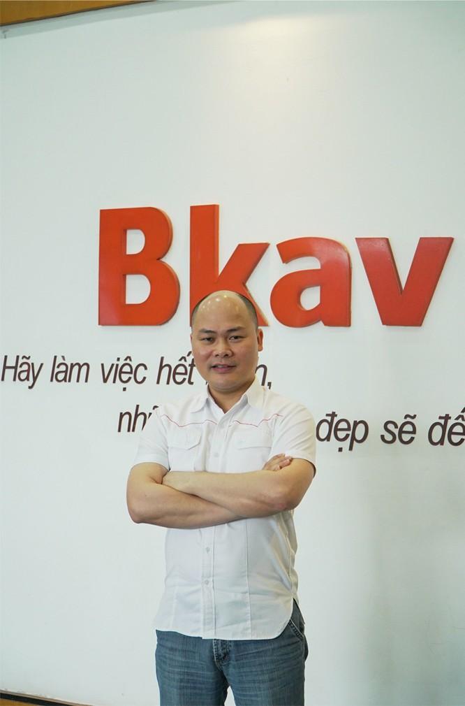 """CEO BKAV: Đích đến là công ty Camera tỷ """"đô"""" và top 3 smartphone thế giới ảnh 3"""
