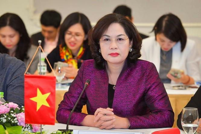 """Tân Thống đốc Nguyễn Thị Hồng: """"Nữ tướng"""" kỹ trị ảnh 2"""