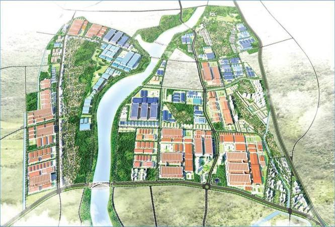 Làm khu công nghiệp 4.000 tỉ tại Thái Bình, Green I-Park của ai? ảnh 1