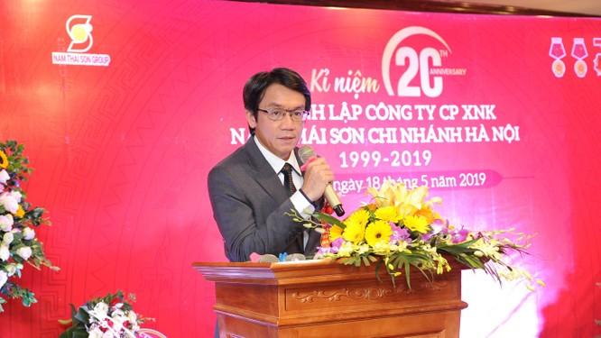 Chân dung 5 doanh nhân ứng cử đại biểu Quốc hội, HĐND tại TP. HCM ảnh 5