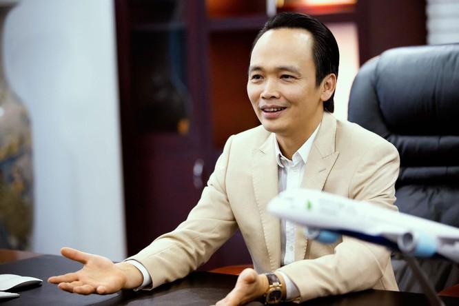 Cổ phiếu FLC 'lên đồng', ông Trịnh Văn Quyết nói gì? ảnh 1