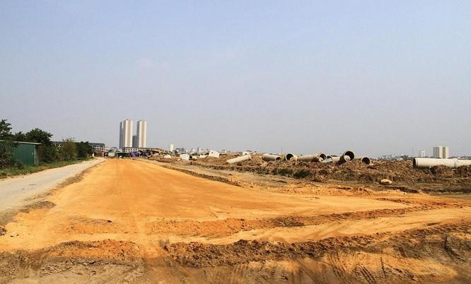 Đất nền sốt giá, doanh nghiệp có quỹ đất sạch hưởng lợi lớn ảnh 1