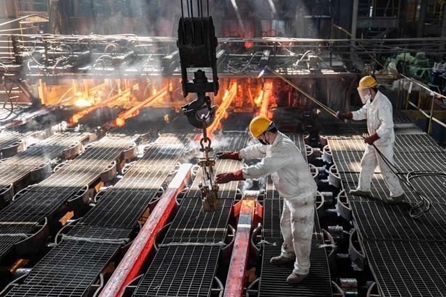 WSJ: Để đạt mục tiêu môi trường năm 2030, Trung Quốc phải kiểm soát ngành thép ảnh 1