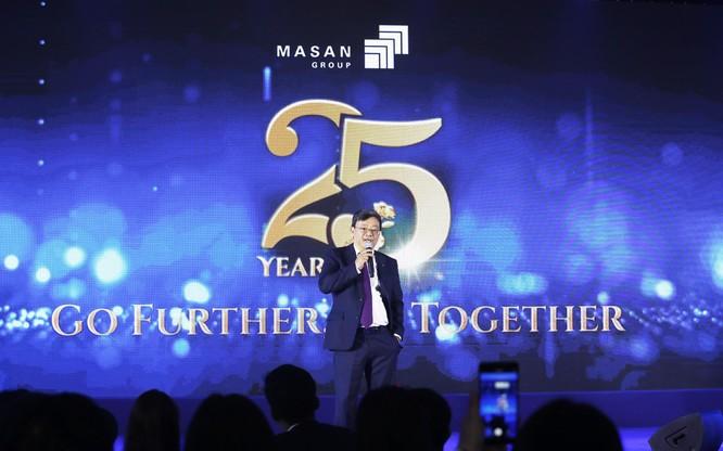 Hàng tỷ USD đã đổ về Masan từ thị trường vốn quốc tế, công lớn thuộc về hai nhân tố 8x ảnh 1