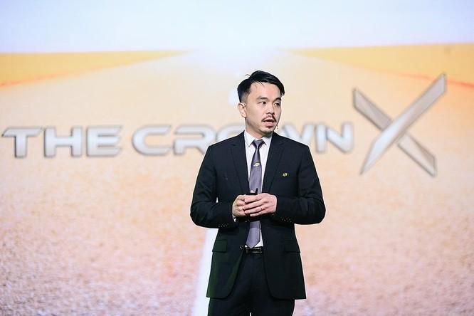 The CrownX - 'lá bài' chiếm lĩnh thị trường bán lẻ của Masan ảnh 1