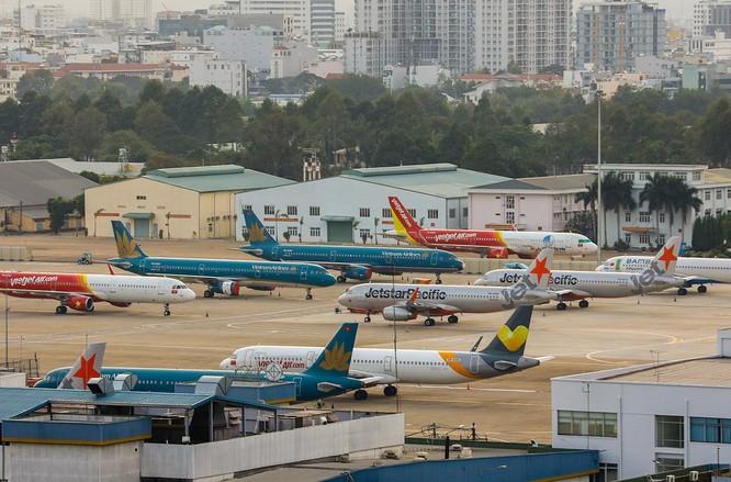 Hàng không Việt lỗ lớn, nguy cơ phá sản ảnh 1