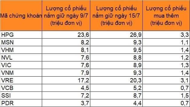 Fubon FTSE Vietnam ETF hút ròng 800 tỷ đồng trong phiên 15/7 ảnh 1