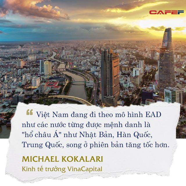 Kinh tế trưởng VinaCapital: 'Thứ tự ưu tiên đầu tư giữa bất động sản, vàng và chứng khoán tại Việt Nam sẽ thay đổi đáng kể!' ảnh 2