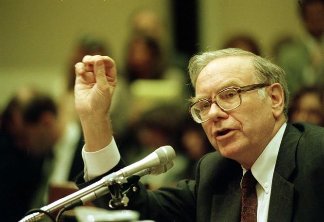 7 sự thật về khối tài sản 104 tỷ USD của Warren Buffett ảnh 1